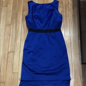 Milly Indigo Blue Dress size 8